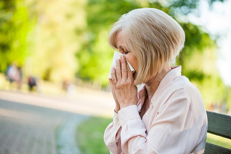 Combating allergies this season