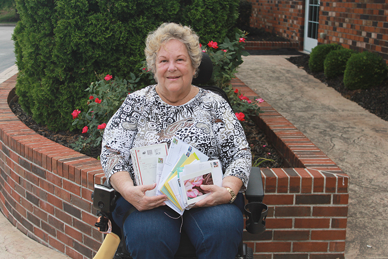 Life Care Center of Collegedale asks for mail from community