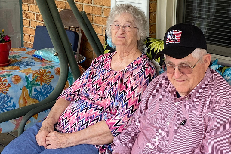 Long rehab for Ella Allen at Life Care Center of Sparta ends in triumph