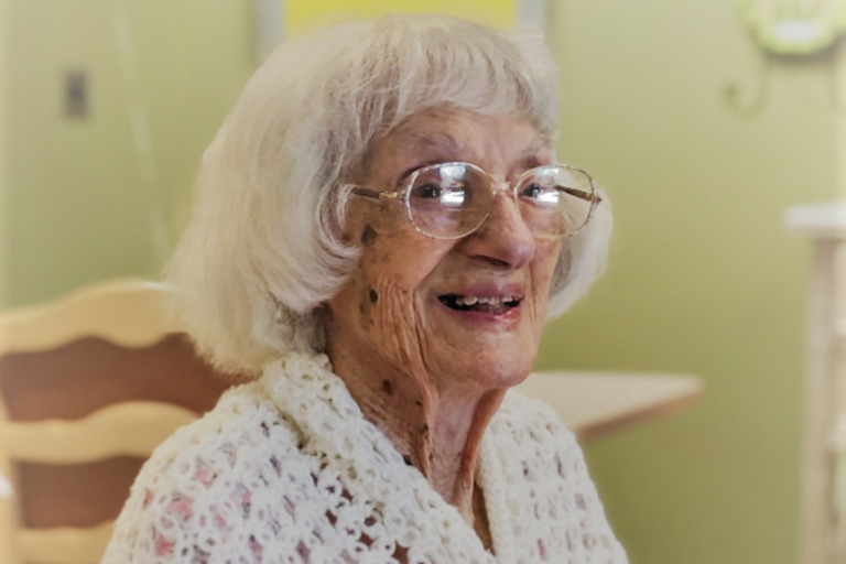 Camelia Beall turns 100 at Life Care Center of New Port Richey