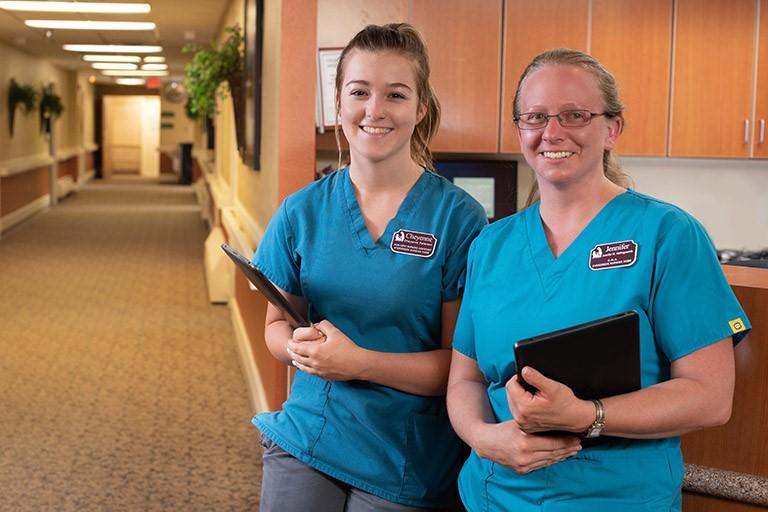 Life Care celebrates Nursing Assistants Week