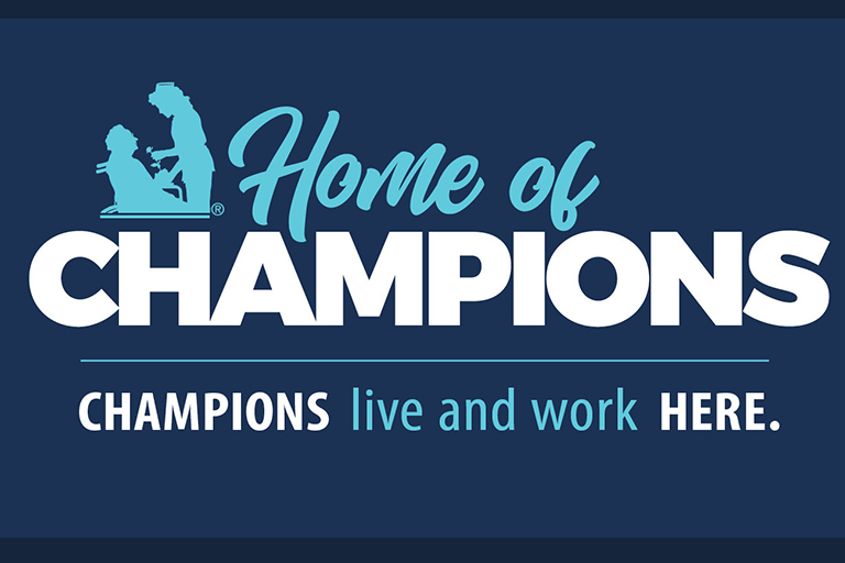 Life Care Centers of America: Home of Champions