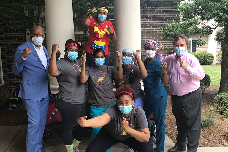 Life Care facilities celebrate hard-working CNAs