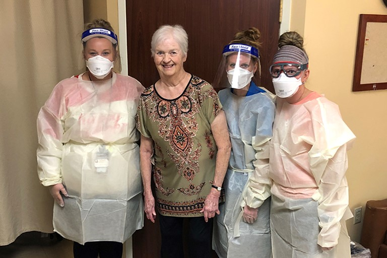 Life Care of Cape Girardeau helps Cynthia Ingalls regain independence