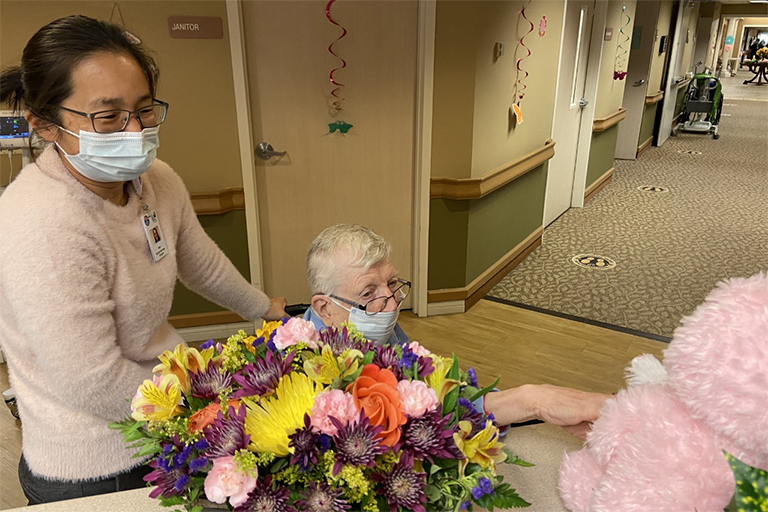 Life Care facilities find fun Together Through the Seasons