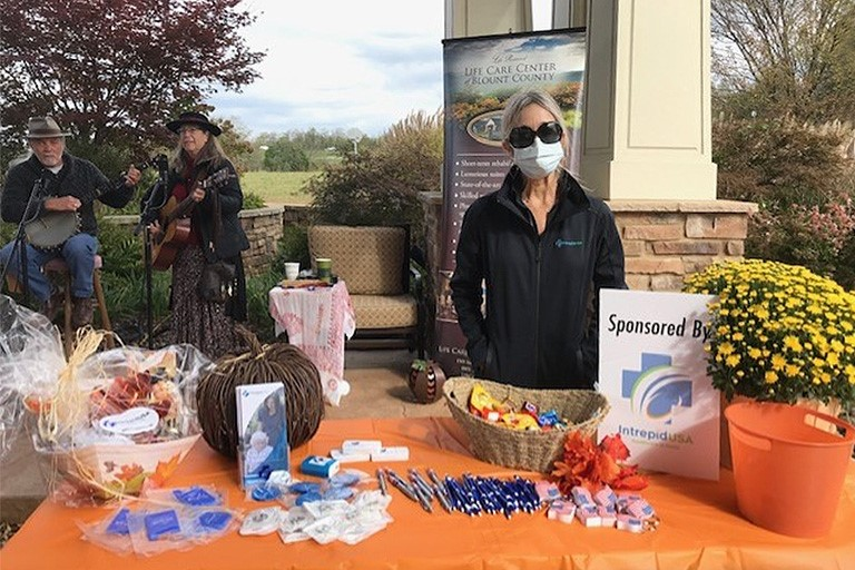 Life Care Center of Blount County hosts fall festival resource fair