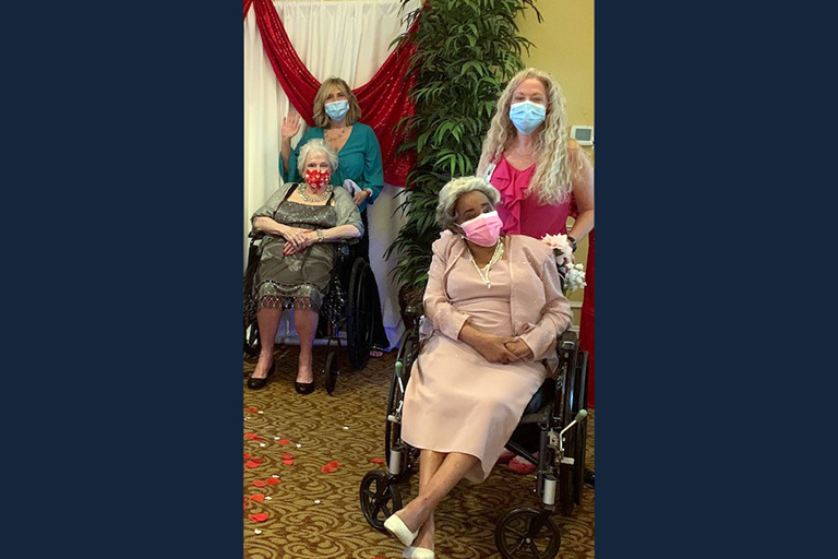Life Care Center of Orange Park holds lovely pageant