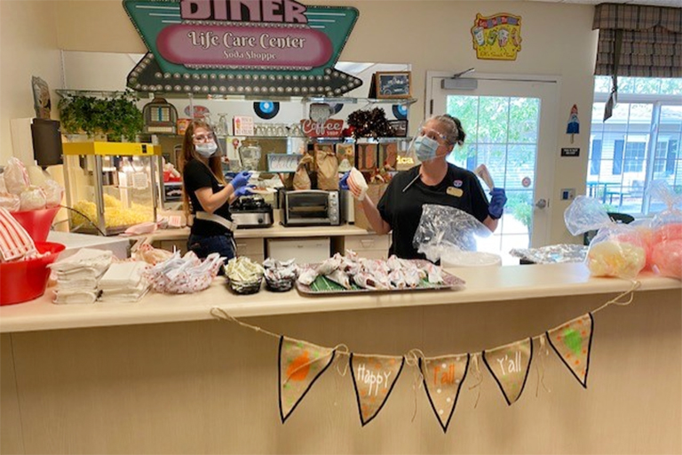 Fair Food Friday brings the fun at Life Care Center of Sparta