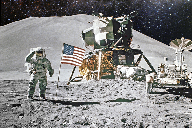 Life Care residents share their memories of the moon landing