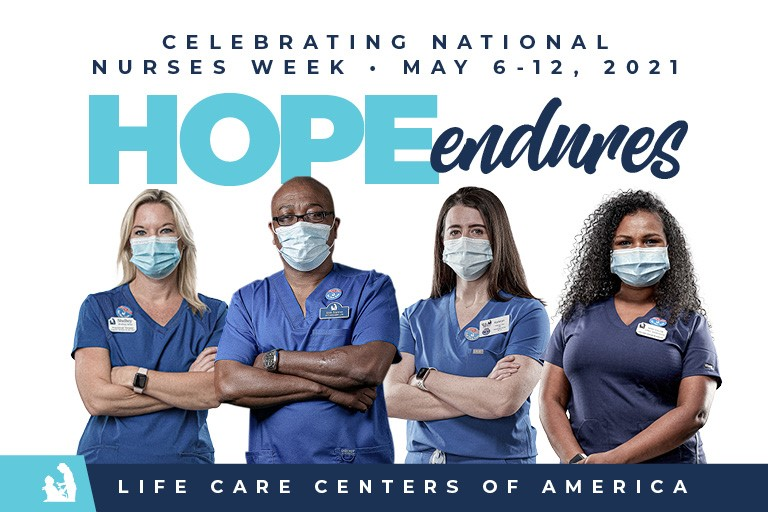Life Care nurses make a difference