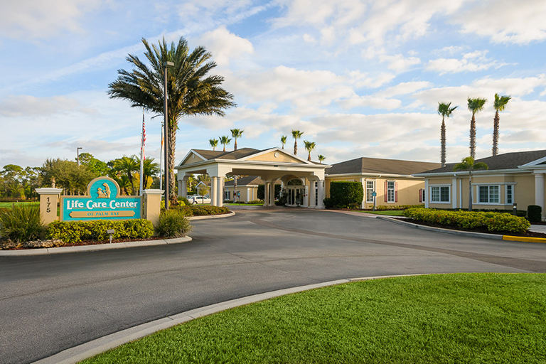 Life Care Center of Palm Bay earns Medicare's five-star rating