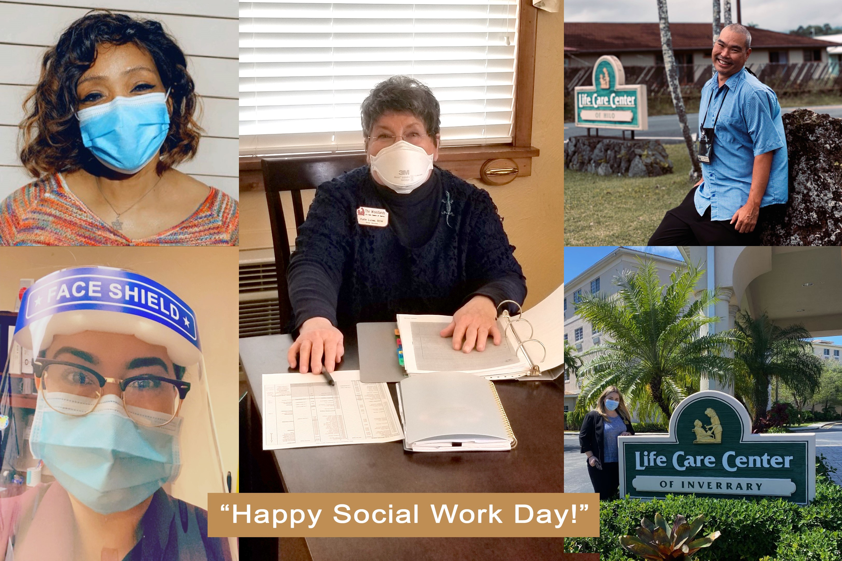 Life Care celebrates World Social Work Day