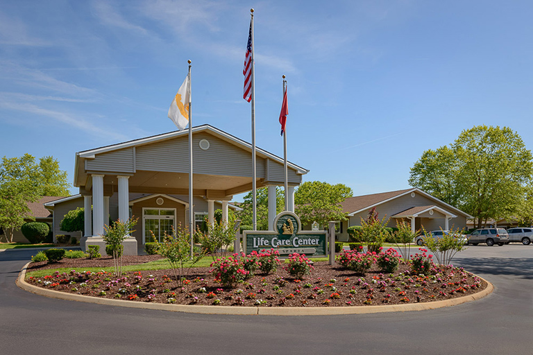 Life Care Center of Sparta earns deficiency-free survey and 5-star rating