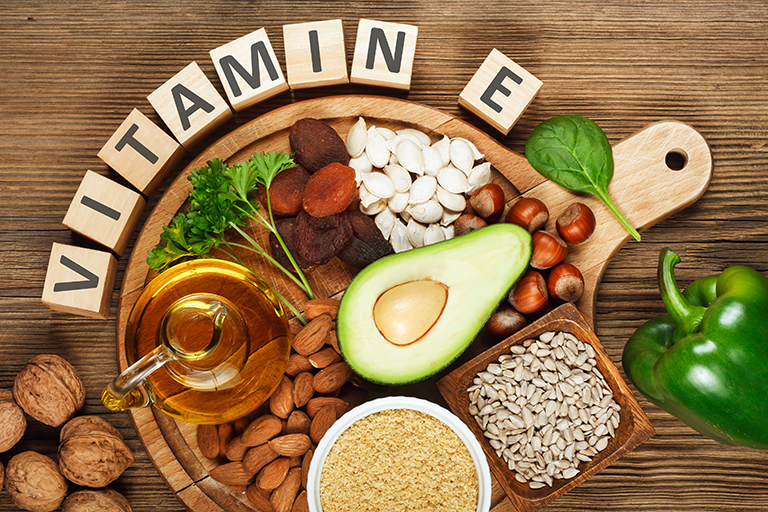 The ABCs of vitamins – Vitamin E
