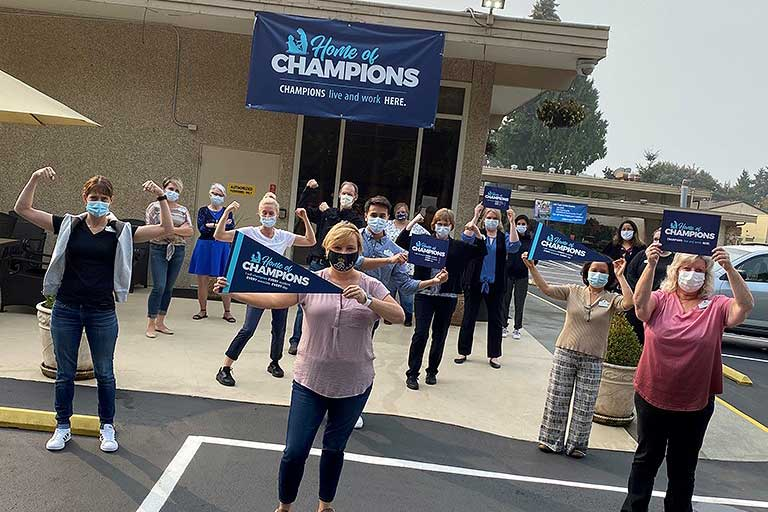 Champions Rise – Life Care Center of Kirkland