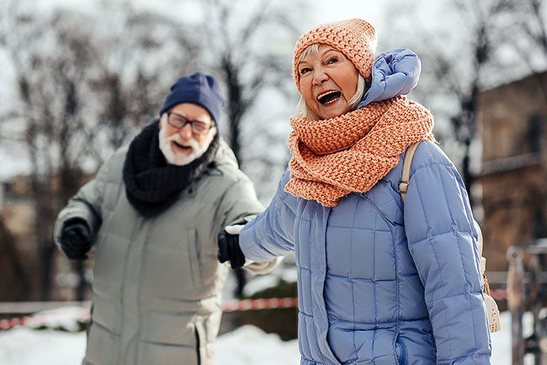 Winter Wellness for Seniors