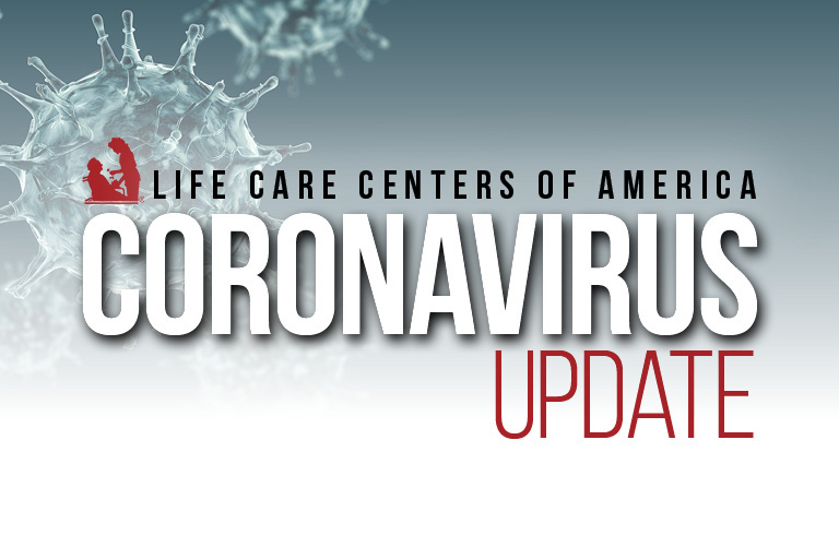 Statement from Life Care Centers of America regarding COVID-19