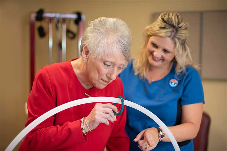 Lynchburg Nursing Center Care & Services