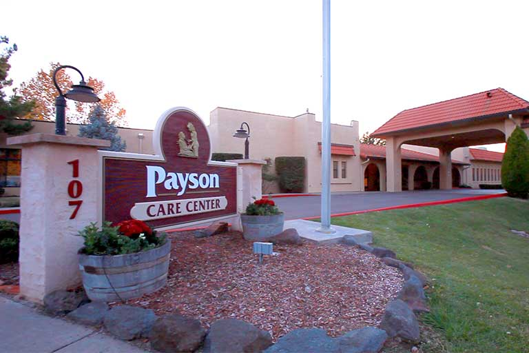 Payson Care Center Video Tour and Photo Gallery