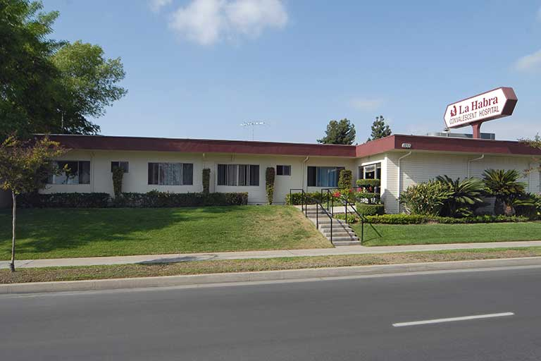 La Habra Convalescent Hospital
