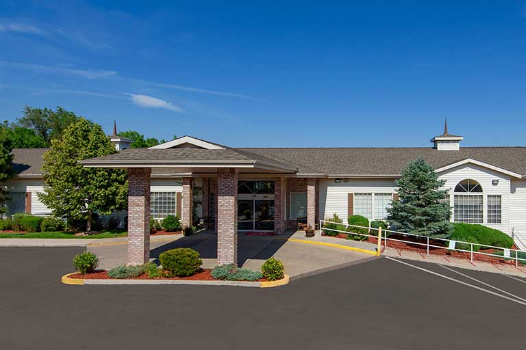 Life Care Center of Colorado Springs Video Tour and Photo Gallery