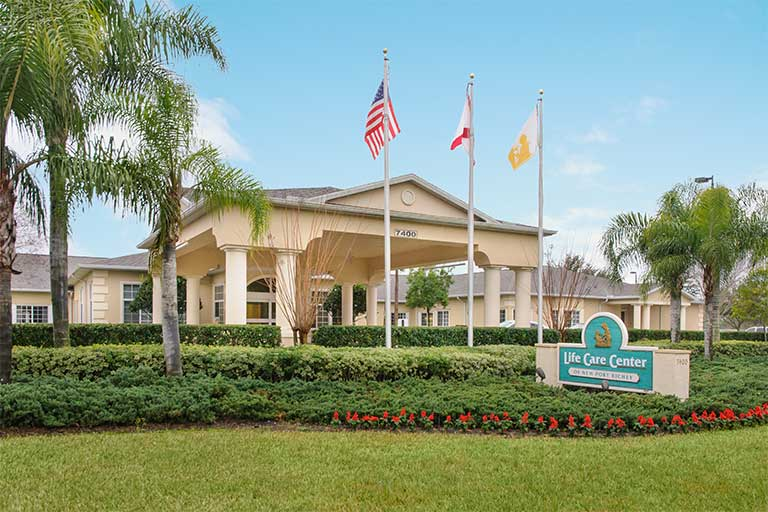 Life Care Center of New Port Richey