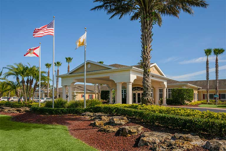 Life Care Center of Palm Bay Video Tour and Photo Gallery