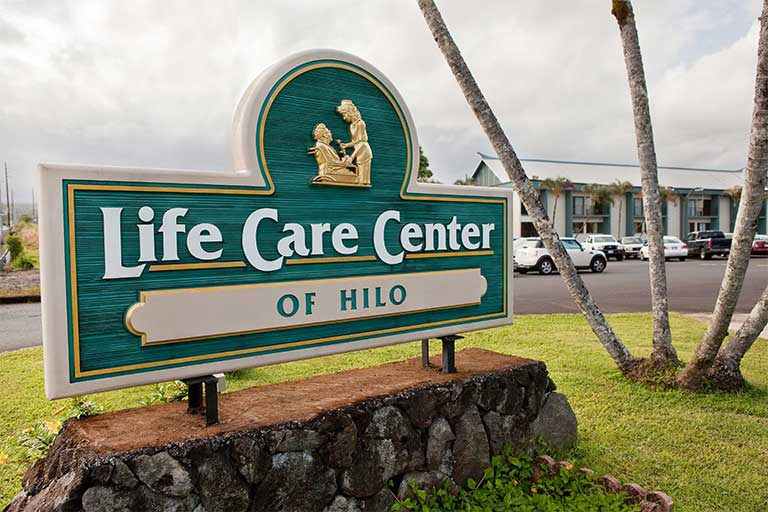 Life Care Center of Hilo Video Tour and Photo Gallery