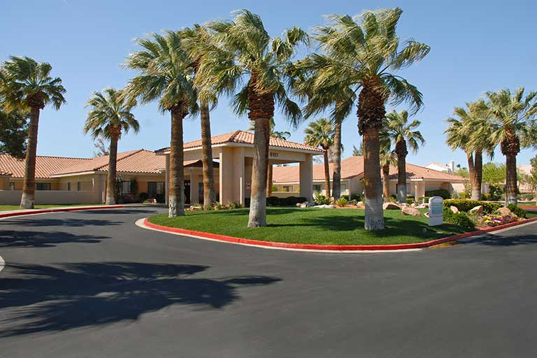 Life Care Center of Las Vegas