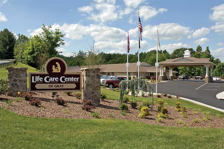 Life Care Center of Gray